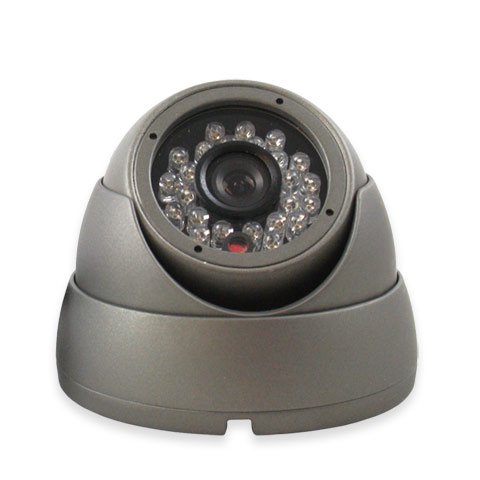 420TVL 20M IR Day Night 3.6mm Vandal proof Camera in Grey