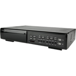 AVTECH DR046 CCTV 4 Channel D1 Networked DVR with Mobile Access and USB