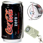 Spy Camera Coke Can Video Recorder 640x480