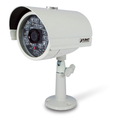 Planet Full HD 1080p 25M IR Day Night IP Camera with PoE