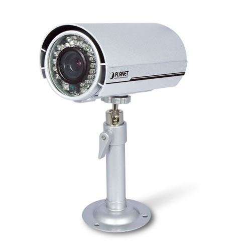 Planet 2 Megapixel Vari Focal 25M IR Day Night IP Camera with PoE