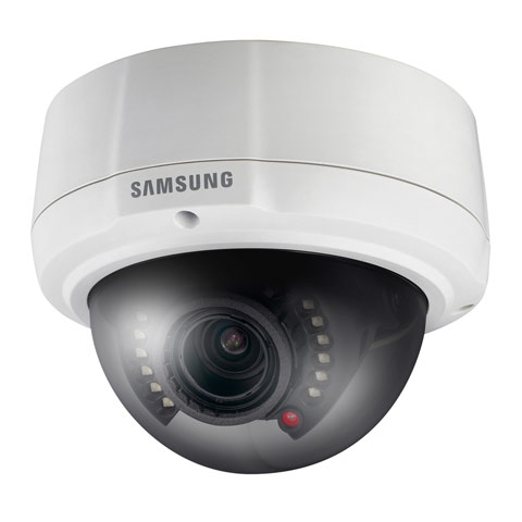 Samsung SCV2081R 600TVL 20M Day Night Vandal Proof Dome
